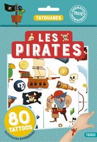 Bastien Jalibert - Tatouages Les pirates - 80 tattoos.