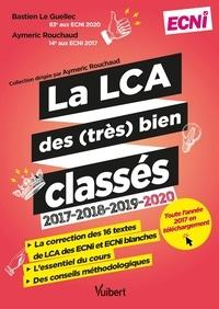 Bastien Le Guellec et Aymeric Rouchaud - La LCA des (très) bien classés 2017-2018-2019-2020 - ECNi.