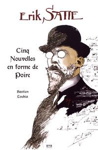 Accentsonline.fr Erik Satie - Cinq nouvelles en forme de poire Image
