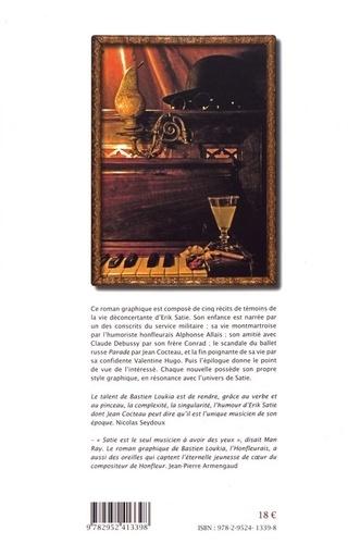 Erik Satie. Cinq nouvelles en forme de poire