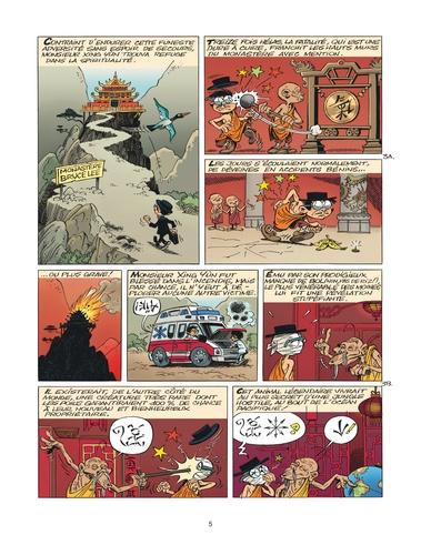 Marsupilami Tome 31 Monsieur Xing Yun