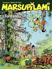 Batem et  Yann - Marsupilami Tome 6 : Fordlandia.