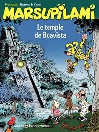 Batem et  Yann - Marsupilami Tome 8 : Le temple de Boavista.