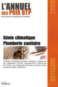 Deedr.fr L'annuel des prix BTP - Génie climatique Plomberie sanitaire Image