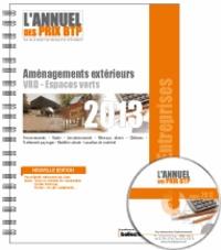 Batiactu Groupe - L'Annuel des prix BTP - Aménagements extérieurs-VRD, Espaces verts.