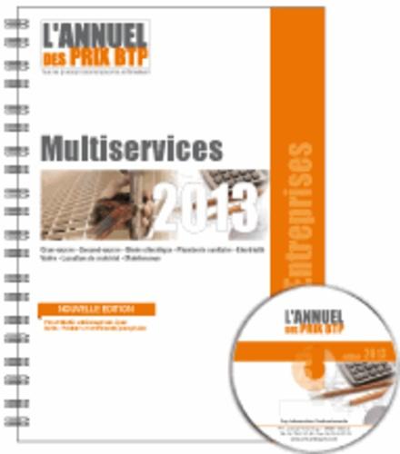 Batiactu Groupe - L'Annuel des prix BTP - Multiservices.