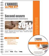 Batiactu Groupe - L'Annuel des prix BTP - Second oeuvre - Aménagements intérieurs.