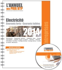 Batiactu Groupe - L'Annuel des prix BTP - Electricité - Courants forts, courants faibles.