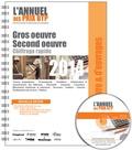 Batiactu Groupe - L'Annuel des prix BTP - Gros oeuvre - Second oeuvre.