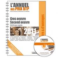 Batiactu Groupe - L'annuel des prix - Gros oeuvre - Second oeuvre.