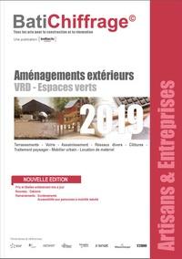 BatiChiffrage et  Batiactu Groupe - Aménagements extérieurs - VRD - Espaces verts.
