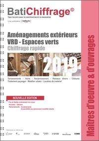 Amazon ebook téléchargements uk Aménagements exterieurs - VRD - Espaces verts PDF PDB DJVU