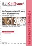 BatiChiffrage - Aménagements extérieurs VRD - Espaces verts - Chiffrage rapide.