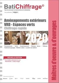 Ebook et téléchargement gratuit Aménagements extérieurs VRD - Espaces verts  - Chiffrage rapide par BatiChiffrage