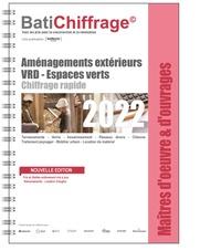 BatiChiffrage - Aménagements extérieurs, VRD - Espaces verts - Chiffrage rapide.