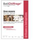 BatiChiffrage et  Batiactu Groupe - Artisans et entreprises - Gros oeuvre hors eau - hors air.