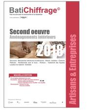 BatiChiffrage et  Batiactu Groupe - Artisans et entreprises - Second oeuvre - aménagements intérieurs.