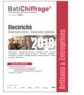 BatiChiffrage et  Batiactu Groupe - Artisans et entreprises - Electricité courants forts, courants faibles.