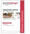 BatiChiffrage et  Batiactu Groupe - Artisans et entreprises - Aménagements extérieurs VRD - espaces verts.