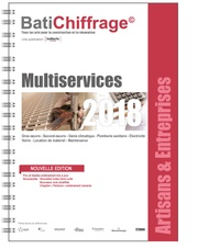 BatiChiffrage et  Batiactu Groupe - Artisans et entreprises - Multiservices.