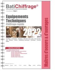 BatiChiffrage - Equipements techniques - Chiffrage rapide.