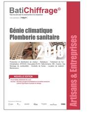BatiChiffrage - Génie climatique Plomberie sanitaire.