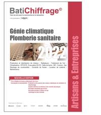 BatiChiffrage - Génie climatique - Plomberie Sanitaire.