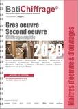 BatiChiffrage - Gros oeuvre - Second oeuvre - Chiffrage rapide.