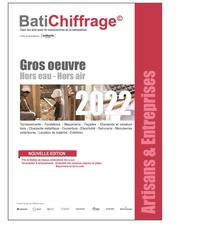 BatiChiffrage - Gros oeuvre - Hors eau, hors air.