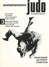 Baudot Georges - Judo superieur enchainements 3.