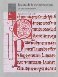 Beauté de la vie monastique et autres sermons - Tome 1.pdf