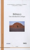 Baudouin Decharneux - Bible(s) : une introduction critique.