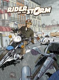 Baudouin Deville et  Géro - Rider on the Storm Tome 1 : Bruxelles.