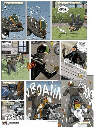 Rider on the Storm Tome 1 Bruxelles