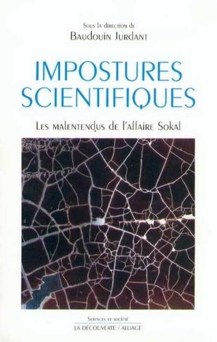 Impostures scientifiques - Baudouin Jurdant - Format PDF - 9782707155214 - 12,99 €