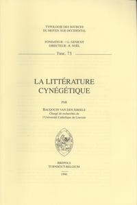 Baudouin Van den Abeele - La littérature cynégétique.