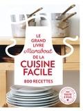 Bauer Media Books - Le grand livre Marabout de la cuisine facile - 800 recettes.