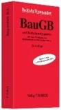 Baugesetzbuch - und Fachplanungsgesetze. Rechtsstand: September 2013.