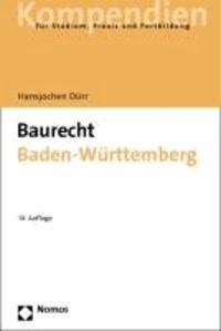 Baurecht Baden-Württemberg.