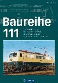 Baureihe 111 - Die Entwicklung der elektrischen Drehgestell-Lokomotiven von der bayerischen EG 4 x 1/1 bis zur BR 111.