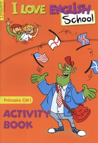 Bayard Education - I Love English School Level 2 - Activity Book.