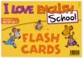 Bayard - I Love English School Niveau GS/CP-CE1 - Flashcards.