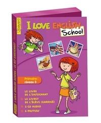 Bayard - I Love English School primaire niveau 3 - Le kit enseignant. 2 CD audio