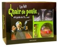 Bayard Jeunesse - Le kit Chair de poule - Avec 3 accessoires garantis 100% frisson et un livret.