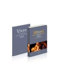 Bayard - Missel du dimanche Année A du 1er décembre 2019 au 22 novembre 2020 - Avec supplément Vivre la messe du dimanche.