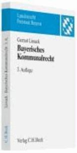Bayerisches Kommunalrecht.