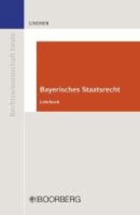 Bayerisches Staatsrecht.