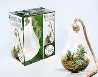 Bubble terrarium - Contient : 1 terrarium en verre + 1 corde + 1 livre pour créer son terrarium.pdf