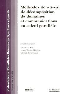 CALCULATEURS PARALLELES RESEAUX ET SYSTEMES REPARTIS VOLUME 10 NUMERO 4/1998 : METHODES ITERATIVES DE DECOMPOSITION DE DOMAINES ET COMMUNICATIONS EN CALCUL PARALLELE.pdf