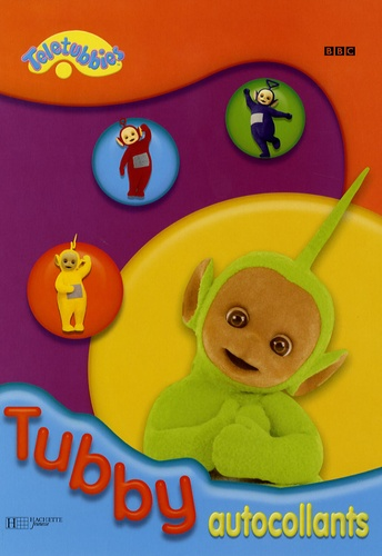 BBC Children's Books - Tubby autocollants.